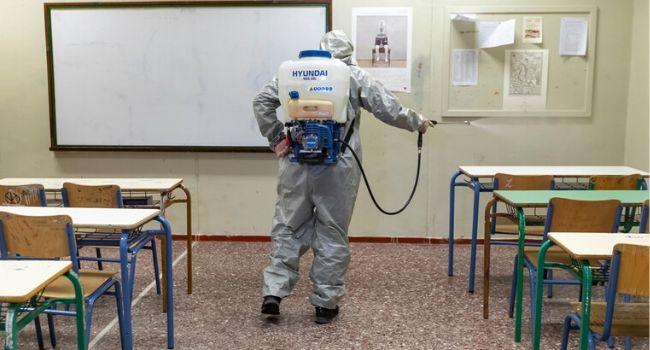 Coronavirus Disinfecting Services American Property